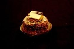 Mokka hazelnoot crème gebak - Bakeronline