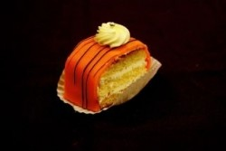 Hofdame crème gebak - Bakeronline