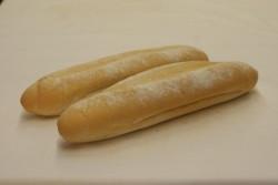 2 voorgebakken stokbroden - Bakeronline