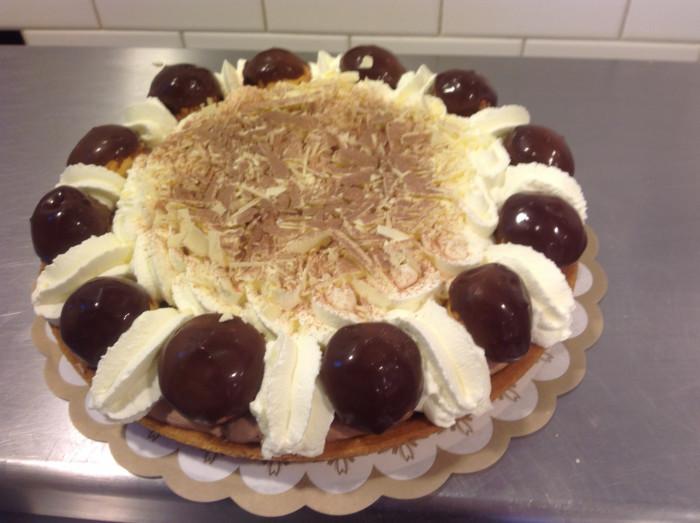 Chocoladebolletjesvlaai - Bakeronline