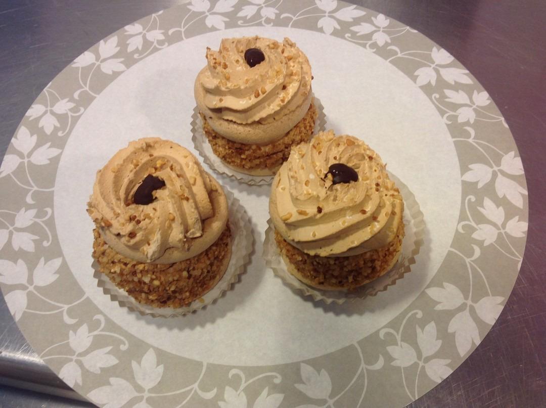 Mocca progres gebak - Bakeronline