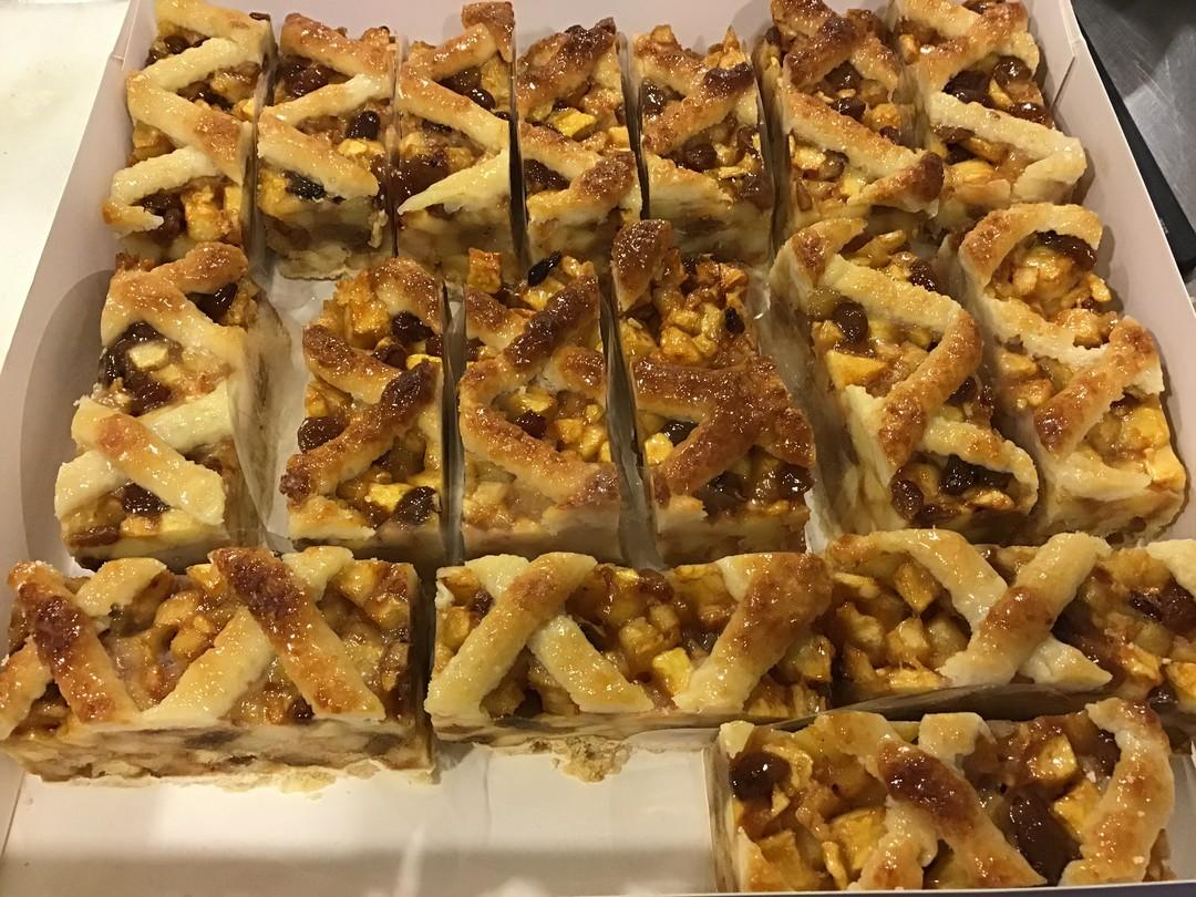 Glutenvrij Appelgebak  - Bakeronline