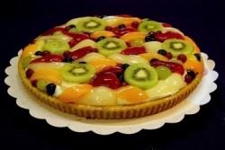 Fruit fantasie wener vlaai - Bakeronline